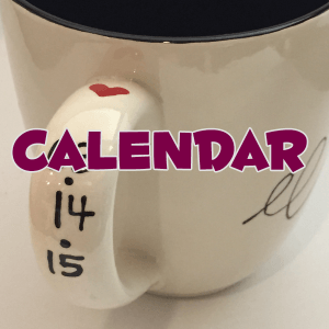 pottery painting studio calendar upcoming classes