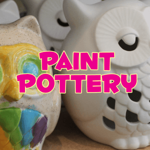 pottery painting studio how it works