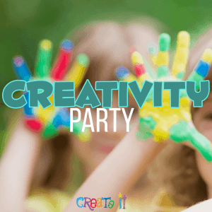 creativity party package pottery painting studio