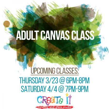 adult canvas class bay area