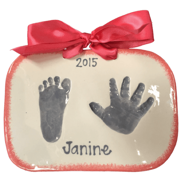 baby handprint bay area palo alto