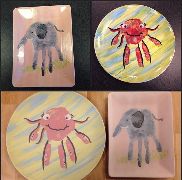 ceramic-handprint-crab-elephant
