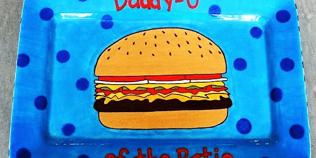 fathers-day-paint-pottery-plate